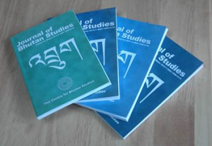 Journal of Bhutan Studies Volume 25, Winter 2011